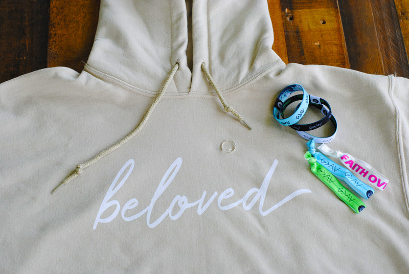 Hoodie Bundle | Hoodie + 3-Pack Reversible + 3-Pack Hair Tie + Ring ($113 Value) - Christian Apparel and Accessories - Ascend Wood Products