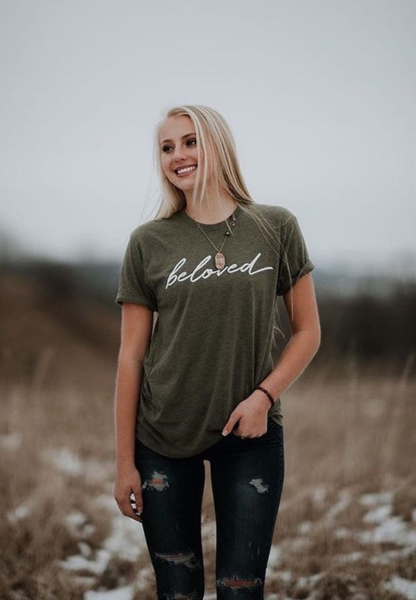 Beloved Shirt - Olive