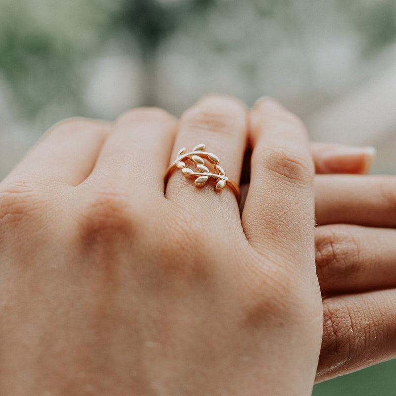 The Vine Ring - Christian Apparel and Accessories - Ascend Wood Products