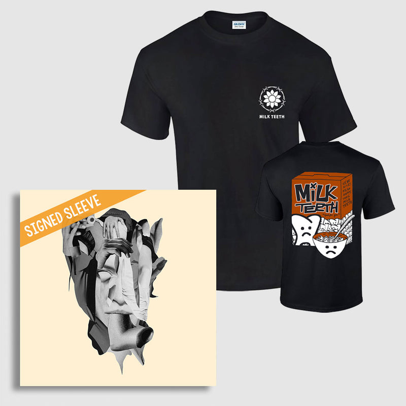 Milk Teeth + Tee (Signed)