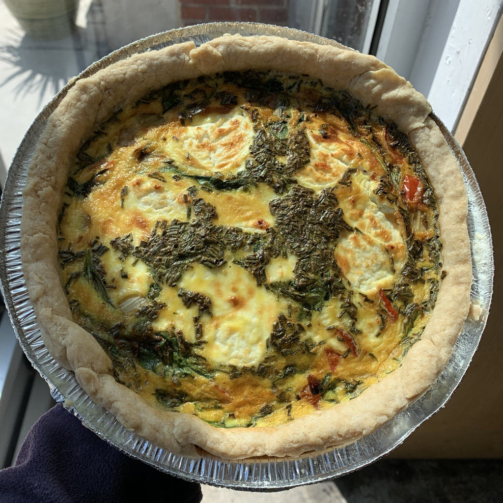 Quiche (no shipping)