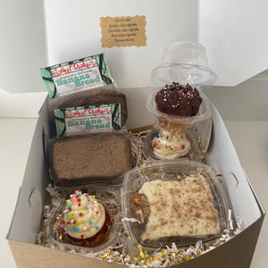 Sample Boxes and Gift Baskets