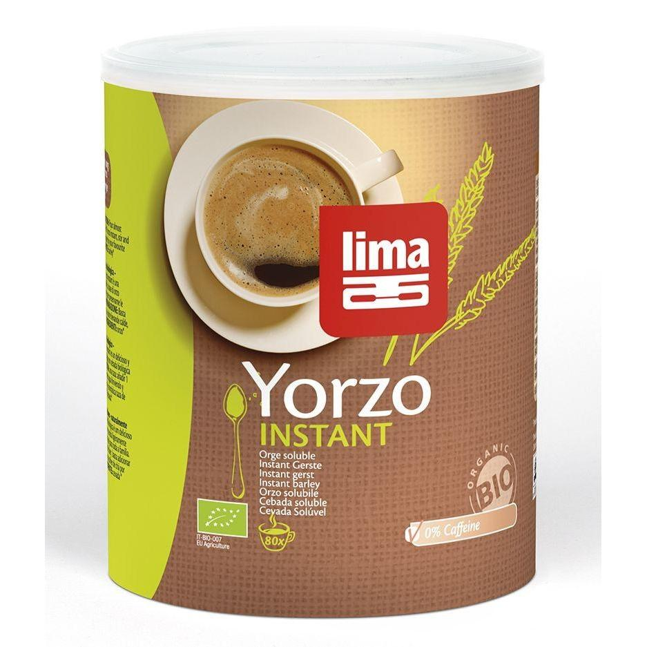 Cafea din orz, Yorzo Instant, Lima, 125g
