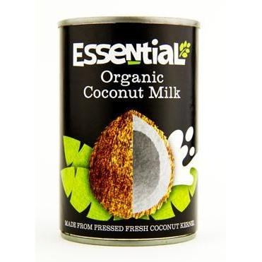 Lapte de cocos, bio, Essential, 400ml