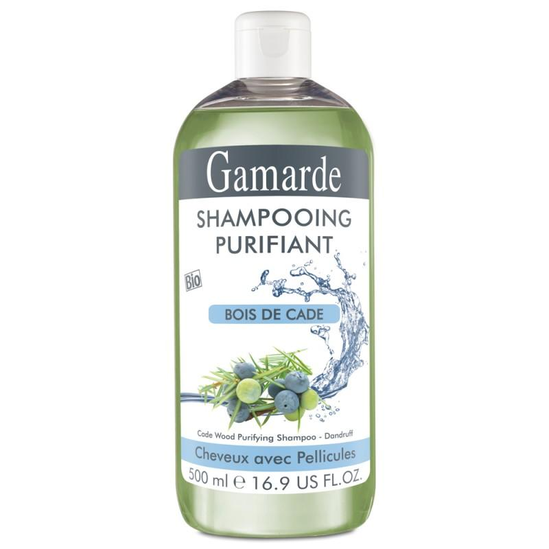 Șampon antimătreață natural, Gamarde, 500ml