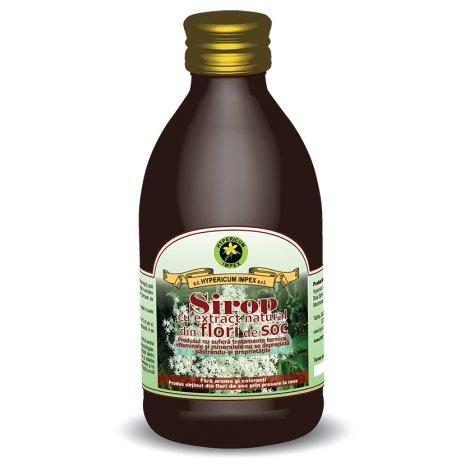 Sirop Soc, Hypericum, 250ml