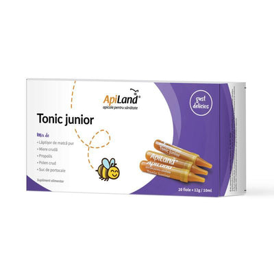 Tonic Junior, ApiLand-20 x 10 ml-DAGRINO.RO