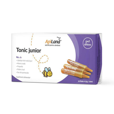 Tonic Junior, ApiLand-10 x 10 ml-DAGRINO.RO