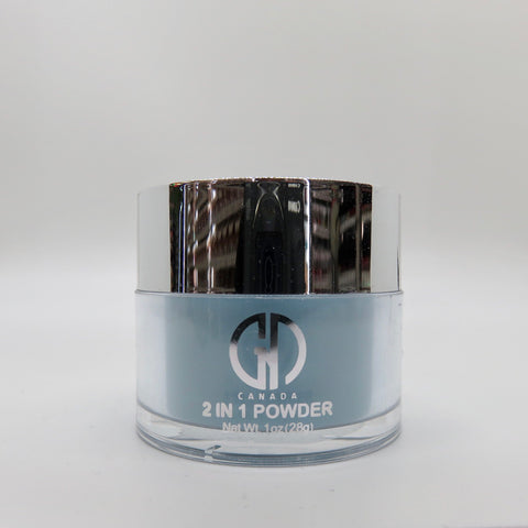 2-in-1 Acrylic Powder #100 | GND Canada® - CM Nails & Beauty Supply