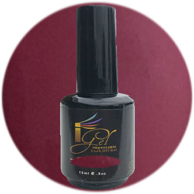 Gel Polish Colour #122| iGel® Beauty - CM Nails & Beauty Supply