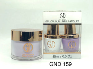 3-in-1 Nail Combo: Dip, Gel & Lacquer #159 | GND Canada® - CM Nails & Beauty Supply