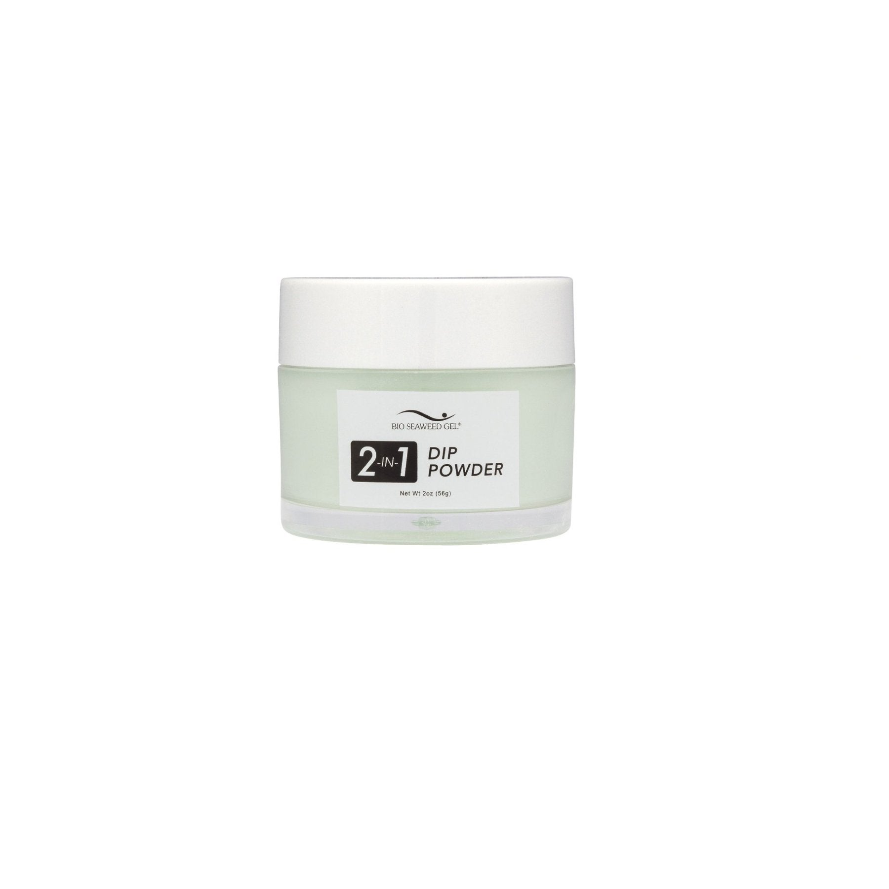 16 SEAFOAM | Bio Seaweed Gel® Dip Powder System - CM Nails & Beauty Supply