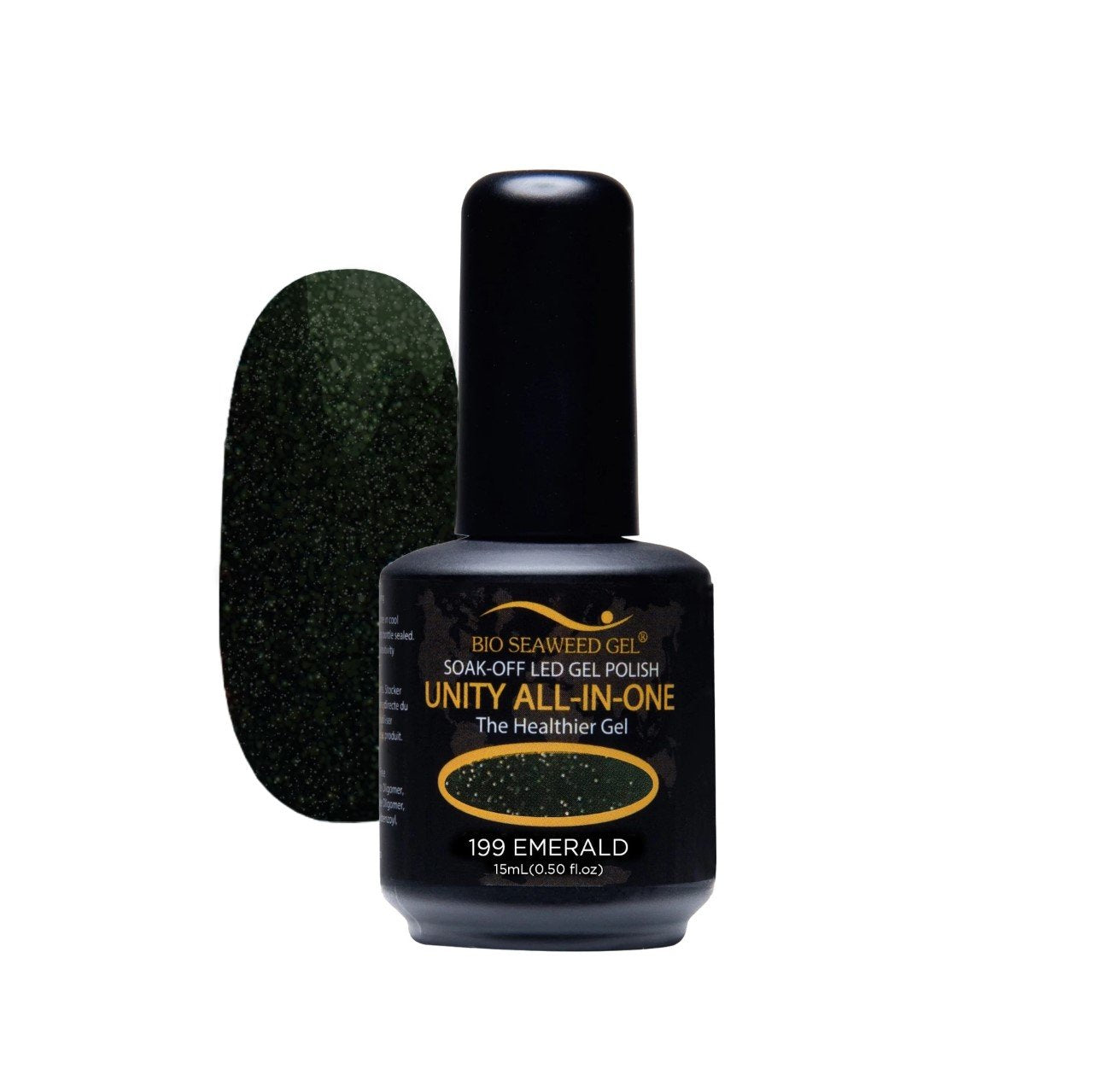 199 Emerald | Bio Seaweed Gel® - CM Nails & Beauty Supply