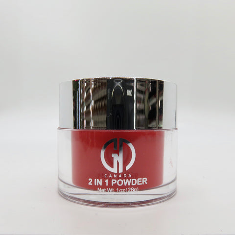 2-in-1 Acrylic Powder #055 | GND Canada® - CM Nails & Beauty Supply