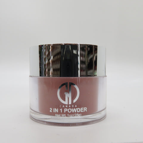 2-in-1 Acrylic Powder #062 | GND Canada® - CM Nails & Beauty Supply