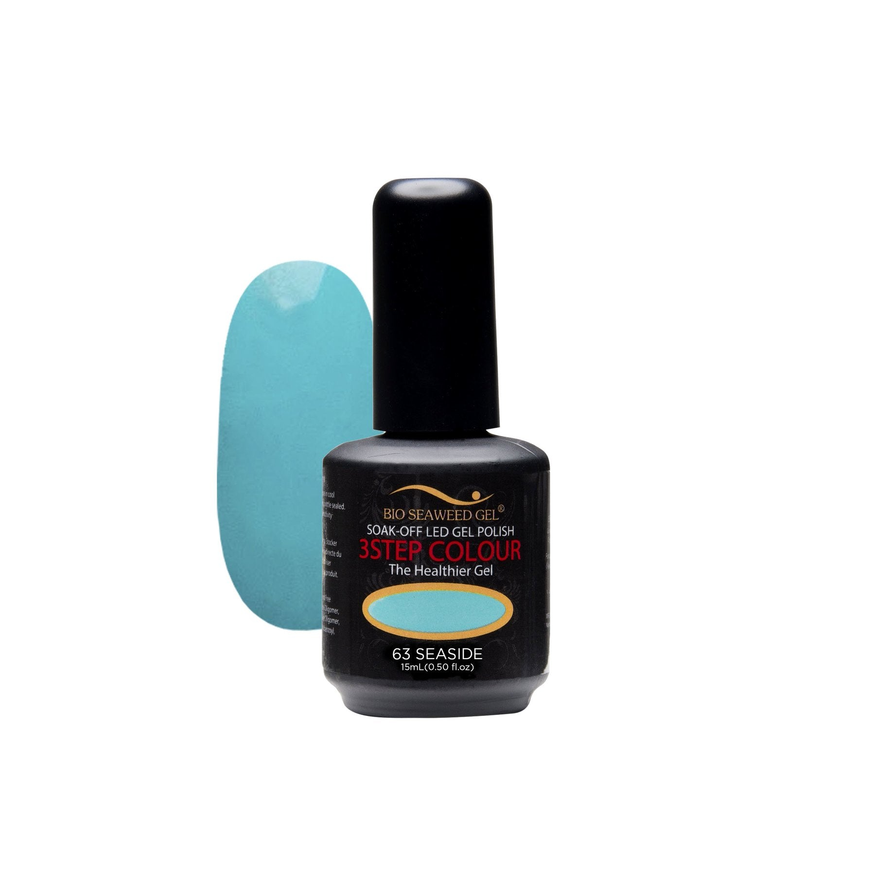 63 Seaside | Bio Seaweed Gel® - CM Nails & Beauty Supply