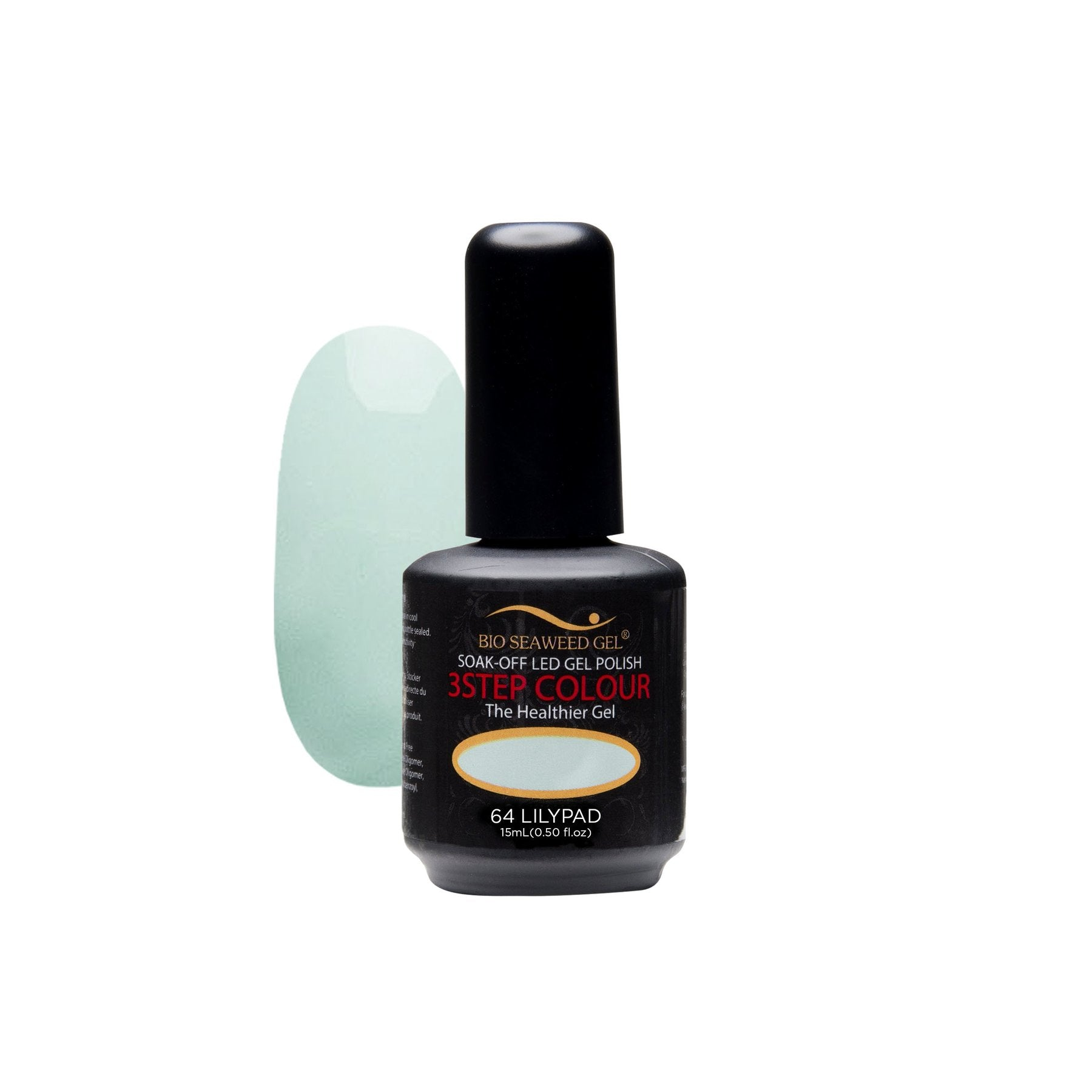 64 Lilypad | Bio Seaweed Gel® - CM Nails & Beauty Supply