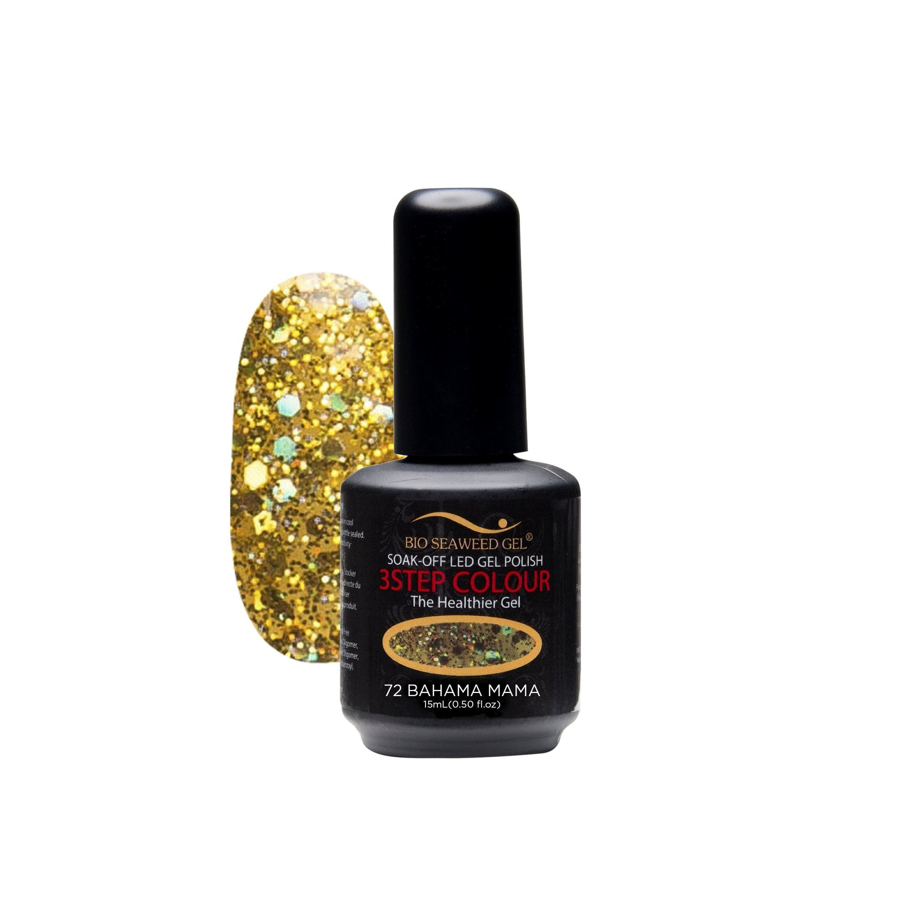 72 Bahama Mama | Bio Seaweed Gel® - CM Nails & Beauty Supply