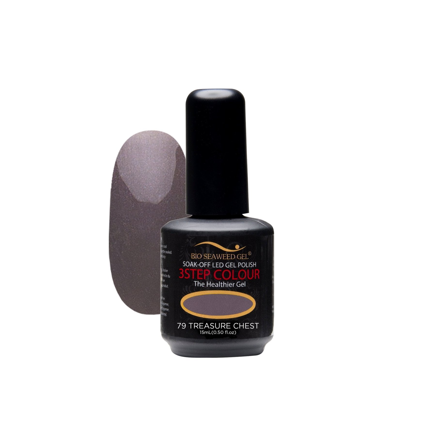 79 Treasure Chest | Bio Seaweed Gel® - CM Nails & Beauty Supply