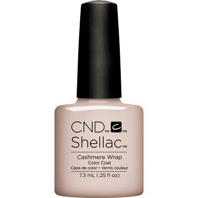 CND Shellac - Cashmere Wrap (0.25 oz) | CND - CM Nails & Beauty Supply