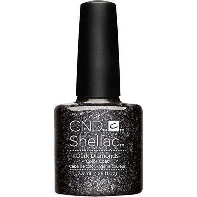 CND Shellac - Dark Diamond (0.25 oz) | CND - CM Nails & Beauty Supply