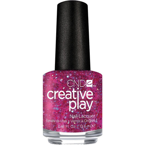CND Creative Play Nail Polish - Dazzleberry | CND - CM Nails & Beauty Supply