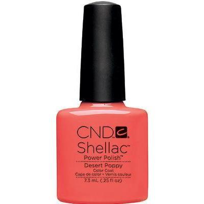 CND Shellac - Desert Poppy (0.25 oz) | CND - CM Nails & Beauty Supply