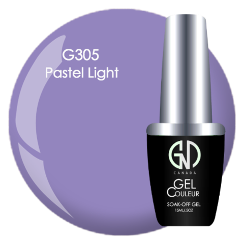 Pastel Light | GND CANADA® 1-Step Gel - CM Nails & Beauty Supply