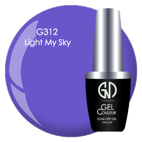 Light My Sky | GND CANADA® 1-Step Gel - CM Nails & Beauty Supply
