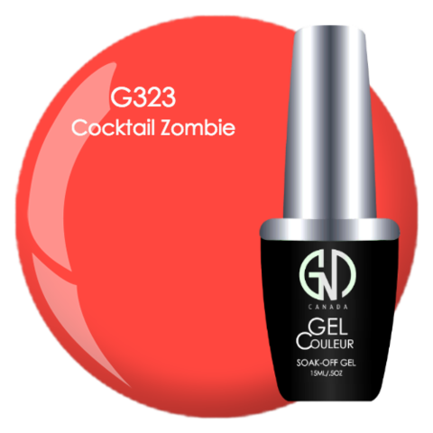 Cocktail Zombie | GND CANADA® 1-Step Gel - CM Nails & Beauty Supply