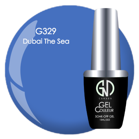 Dubai the Sea | GND CANADA® 1-Step Gel - CM Nails & Beauty Supply