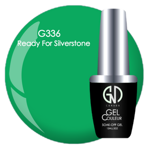 Ready for Silverstone | GND Canada® 1-Step Gel - CM Nails & Beauty Supply