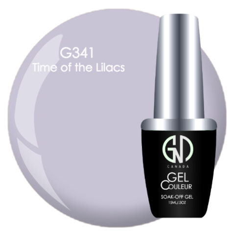 Time of the Lilacs | GND Canada® 1-Step Gel - CM Nails & Beauty Supply