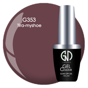 Tira-Myshoe | GND Canada® 1-Step Gel - CM Nails & Beauty Supply