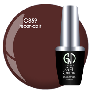 Pecan Do It | GND Canada® 1-Step Gel - CM Nails & Beauty Supply