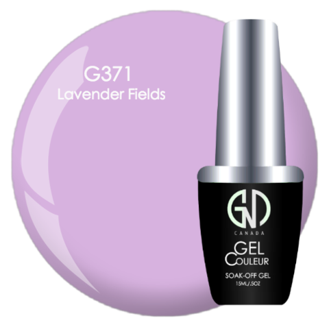 Lavender Fields | GND Canada® 1-Step Gel - CM Nails & Beauty Supply