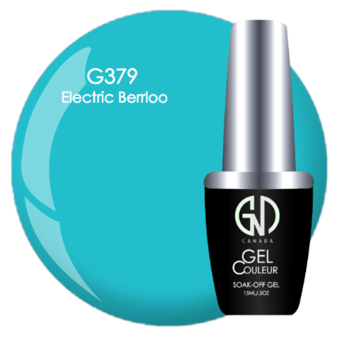 Electric Berrloo | GND Canada® 1-Step Gel - CM Nails & Beauty Supply