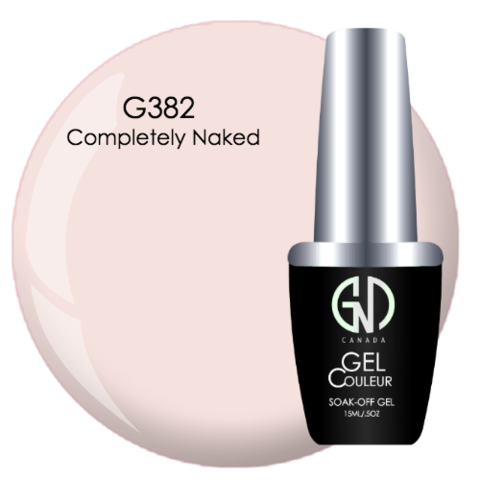 Completely Naked | GND Canada® 1-Step Gel - CM Nails & Beauty Supply