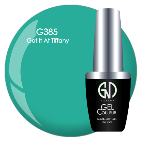 Got it at Tiffany | GND Canada® 1-Step Gel - CM Nails & Beauty Supply