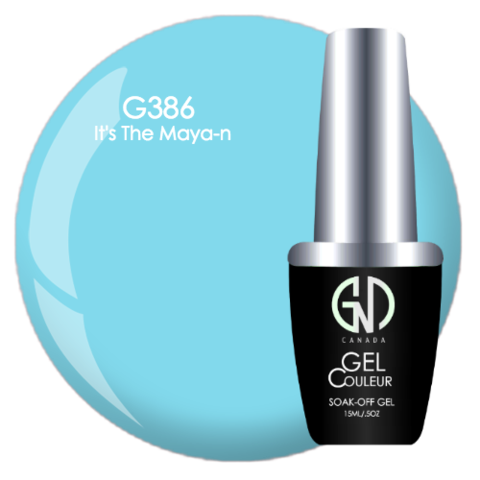 It's the Maya-n | GND Canada® 1-Step Gel - CM Nails & Beauty Supply