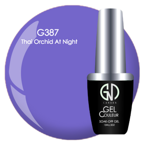Thai Orchid at Night | GND Canada® 1-Step Gel - CM Nails & Beauty Supply