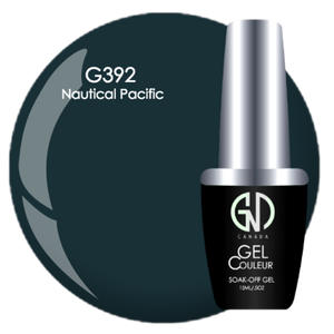 Nautical Pacific | GND Canada® 1-Step Gel - CM Nails & Beauty Supply