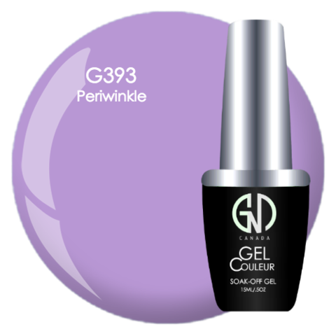 Periwinkle | GND Canada® 1-Step Gel - CM Nails & Beauty Supply