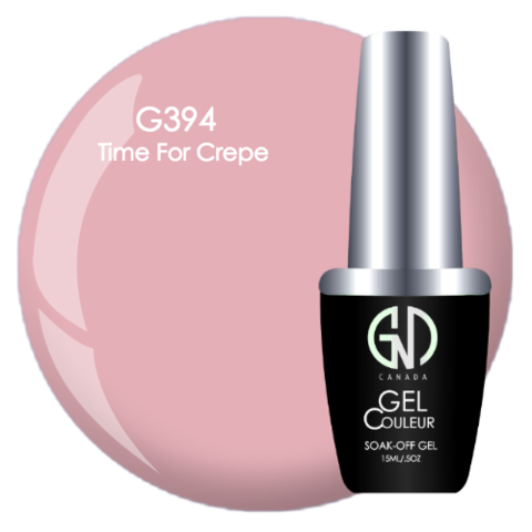 Time for Crepe | GND Canada® 1-Step Gel - CM Nails & Beauty Supply