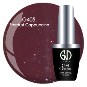 Stardust Cappuccino | GND Canada® 1-Step Gel - CM Nails & Beauty Supply