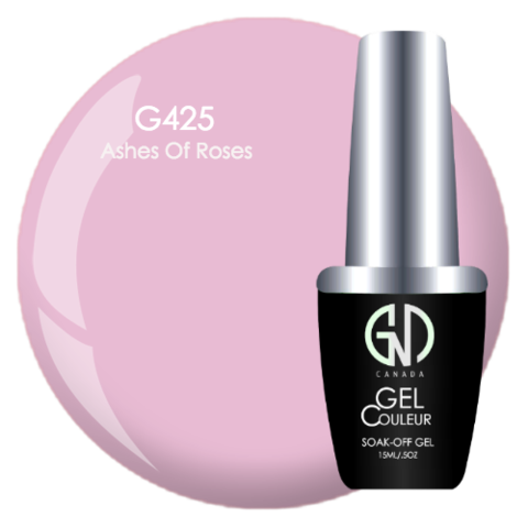 Ashes of Roses | GND Canada® 1-Step Gel - CM Nails & Beauty Supply