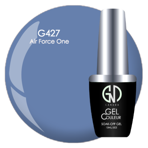 Air Force One | GND Canada® 1-Step Gel - CM Nails & Beauty Supply