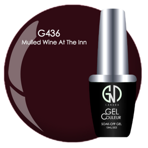 Mulled Wine at the Inn | GND Canada® 1-Step Gel - CM Nails & Beauty Supply