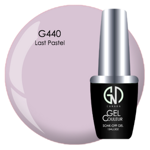 Last Pastel | GND Canada® 1-Step Gel - CM Nails & Beauty Supply