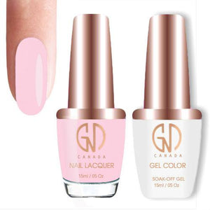 2-in-1 Nail Combo:  Gel & Lacquer #008 | GND Canada® - CM Nails & Beauty Supply